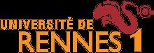 Université de Rennes 1 logo